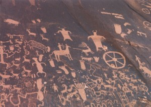 Newspaper Rock, UT
